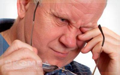 Лечение осложненной катаракты в Москве