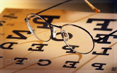 Восстановление зрения киров