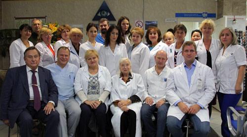 Коллектив клиники ОкоМед