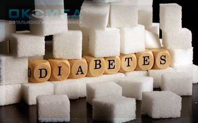 Лечение диабетического макулярного отека
